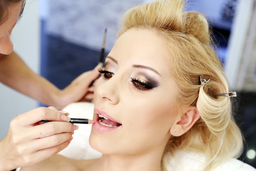 Profesyonel Gelin Makyajı Modelleri