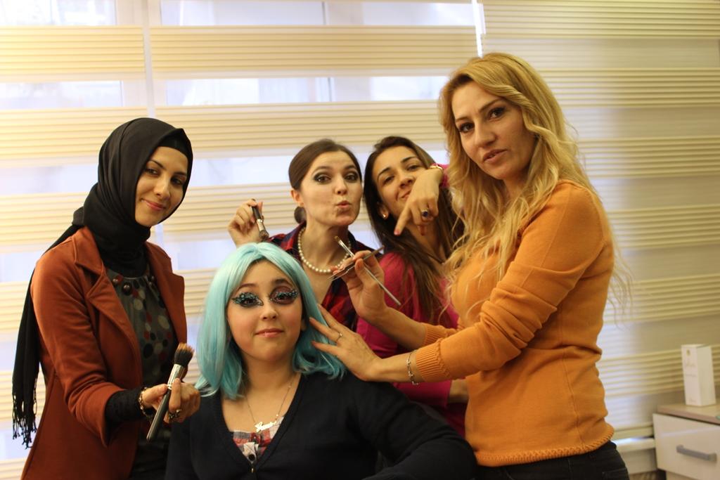 Türkiye makyaj kursu