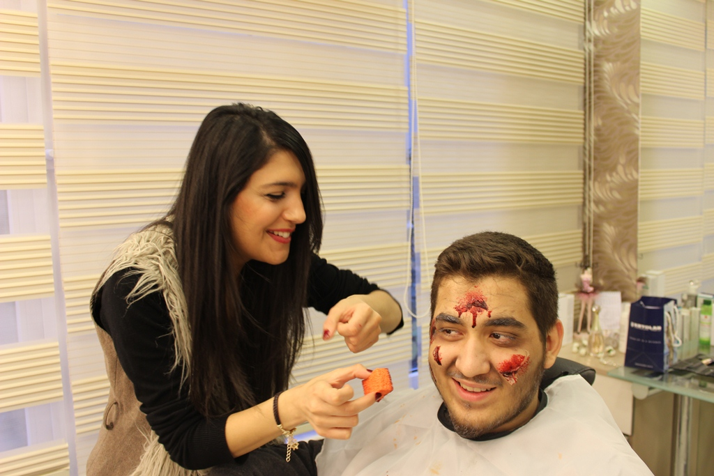 make up course istanbul