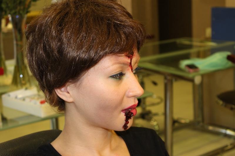 Hızlandırılmış makyaj kursu Türkiye