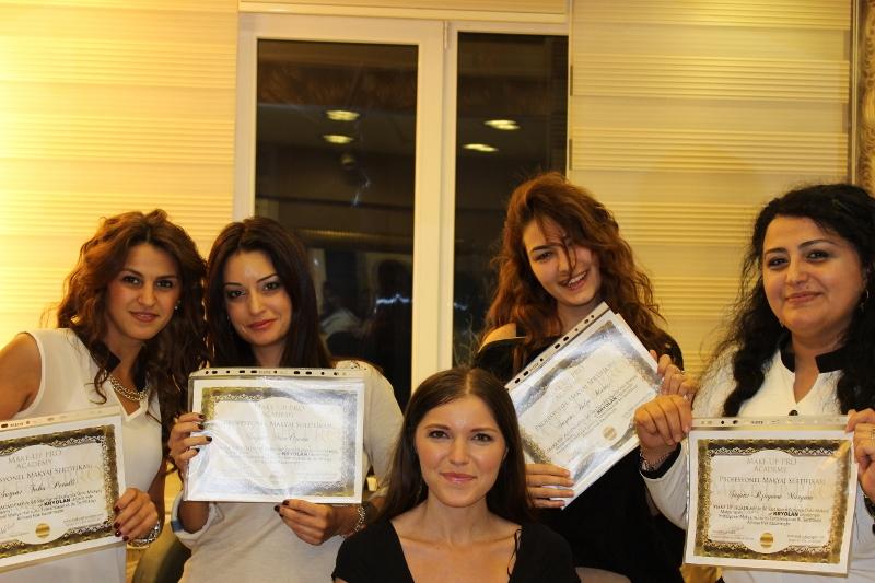 Makyaj Eğitimi Türkiye
